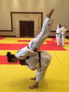 2020 Easter Kata Master Class - Astrid Machulik @ AUJC Thebarton Training Centre