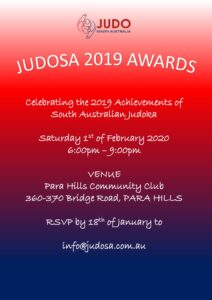 2019 Award Night @ Para Hills Community Club